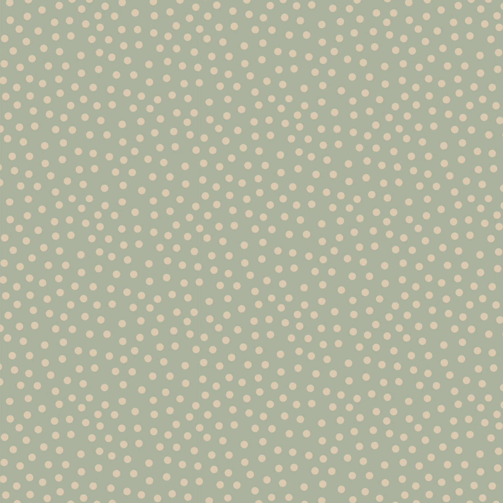 Stoffabrics Hannah Basic - Dotted - Jade