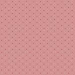 Stoffabrics Hannah Basic - Dots - Zalm