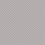 Stoffabrics Hannah Basic - Flower Dots - Gray