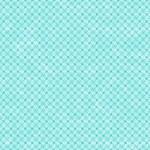 Stof Fabrics Hannah Basic - Tiles - Blue