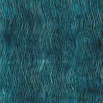 Hoffman Fabrics Bali Batik Wave - Black Jade