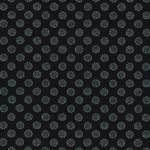 Stof Fabrics Japanese Blue - Dots - Deep Blue