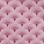 The Textile Pantry Melba - Fan - Pink