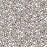 StudioE Fabrics Loads of Fun - Cotton Plants - Grey