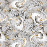 Studio E Fabrics Watercolor Sketchbook - Marble Swirl - Grey