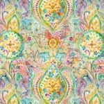 Wilmington Prints Bohemian Dreams - Boho Paisley - Multi