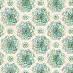 Wilmington Prints Bohemian Dreams - Mandalas - Cream