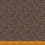 Windham Fabrics Coffee Shop - Coffee Beans - Brown