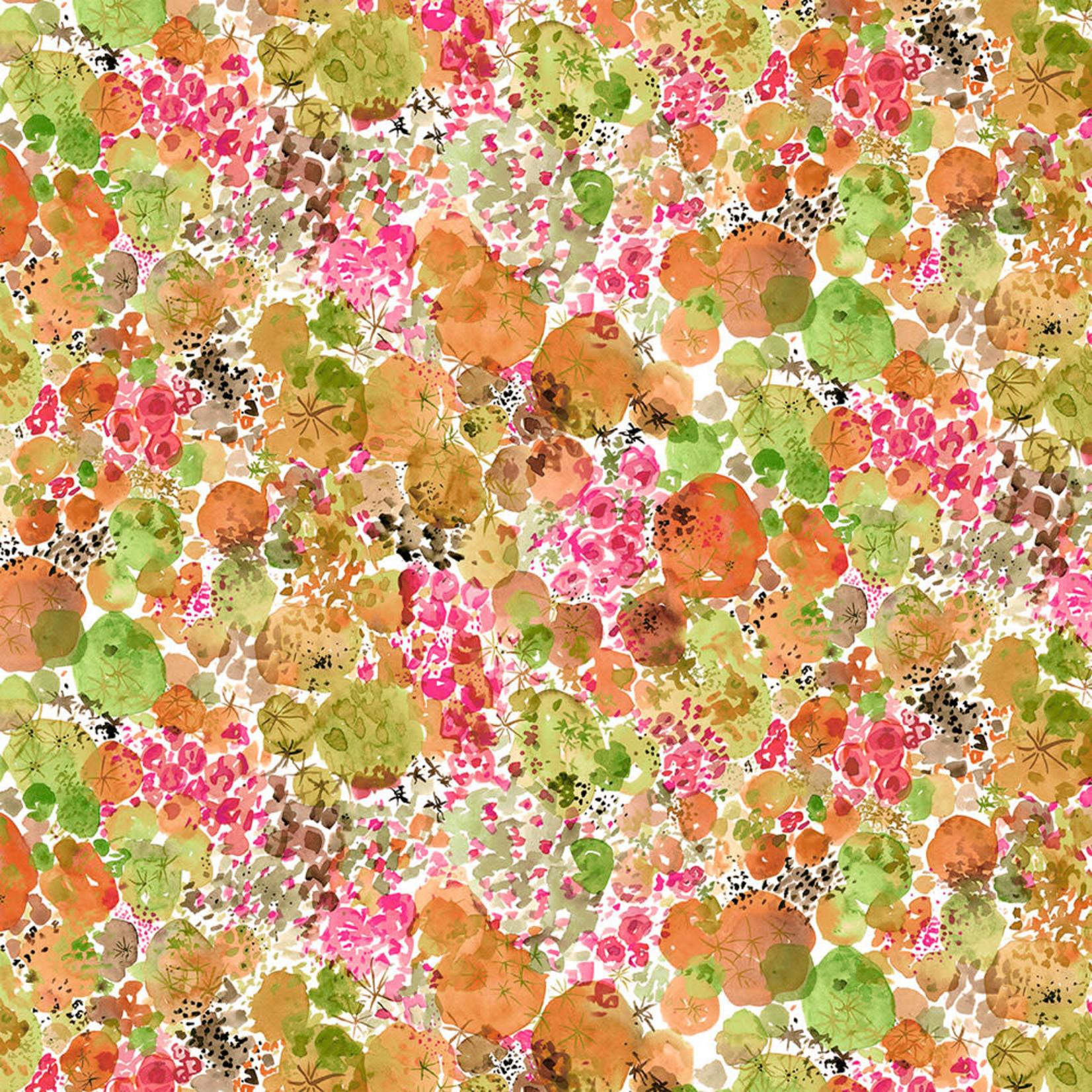 Windham Fabrics Curio - Mos - Zalm