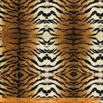 Windham Fabrics Expedition - Tiger