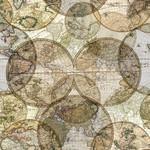 Windham Fabrics Seven Seas - Globes on Cream