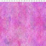 In the Beginning Fabrics Garden of Dreams - Beads - Vivid Pink