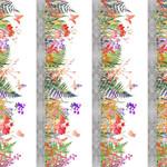 In the Beginning Fabrics Garden of Dreams - Border