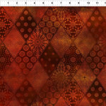 In the Beginning Fabrics Seasons - Diamonds - Spice