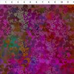 In the Beginning Fabrics Seasons - Field - Pink