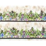 In the Beginning Fabrics Terrarium - Border