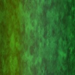 In the Beginning Fabrics Winter Around The World - Ombre - Green