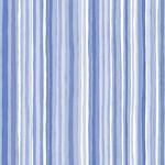 Maywood Studio Silver Jubilee - Stripe - Blue - Metallic