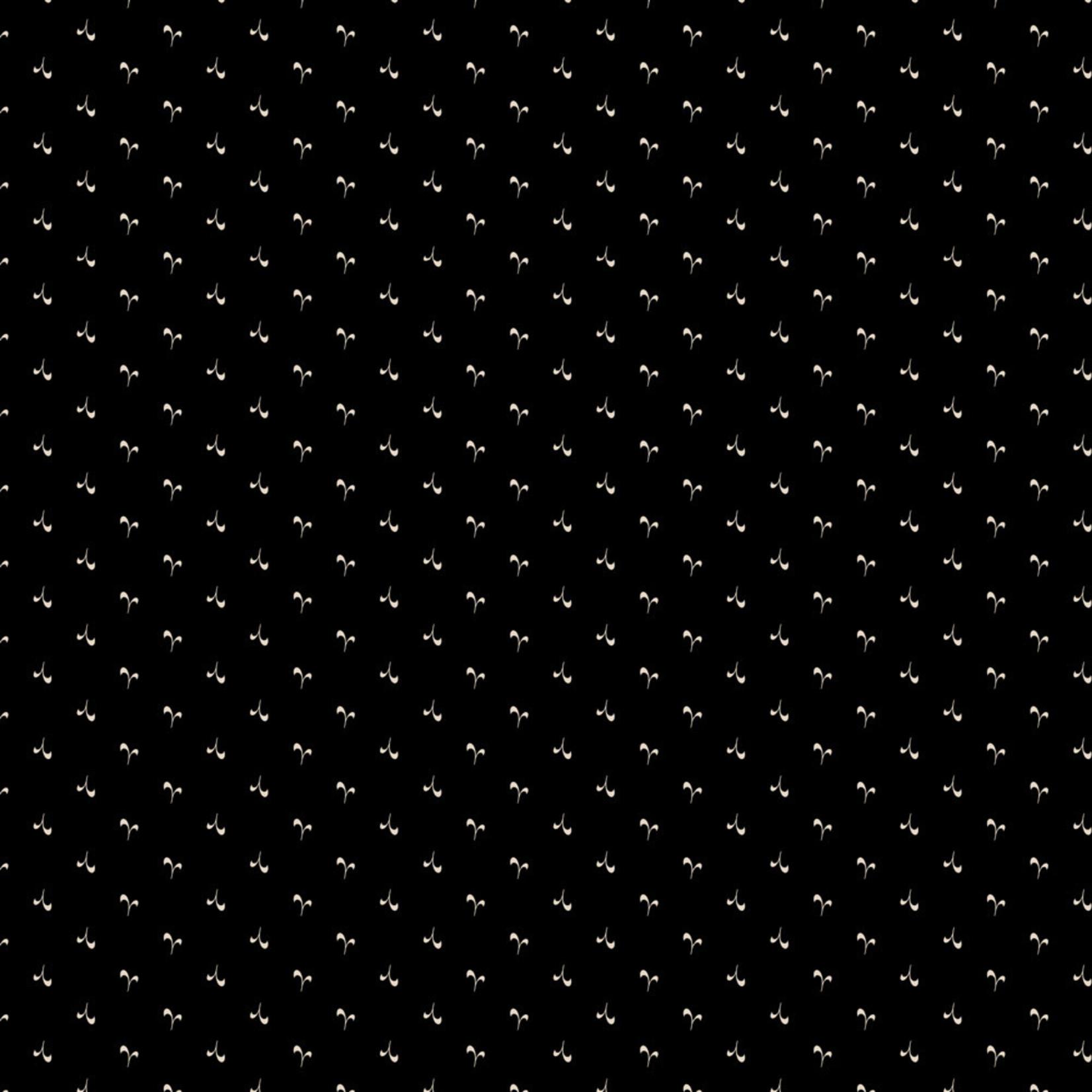 Stoffabrics Nellies Shirtlings - Check - Black