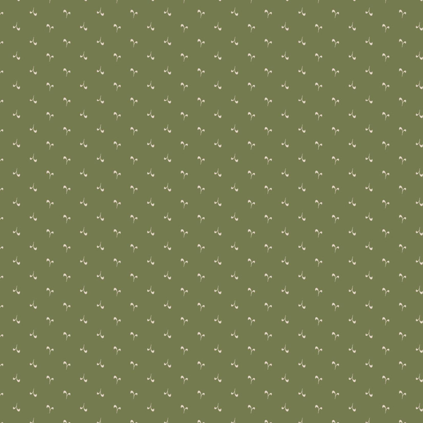 Stoffabrics Nellies Shirtlings - Check - Green