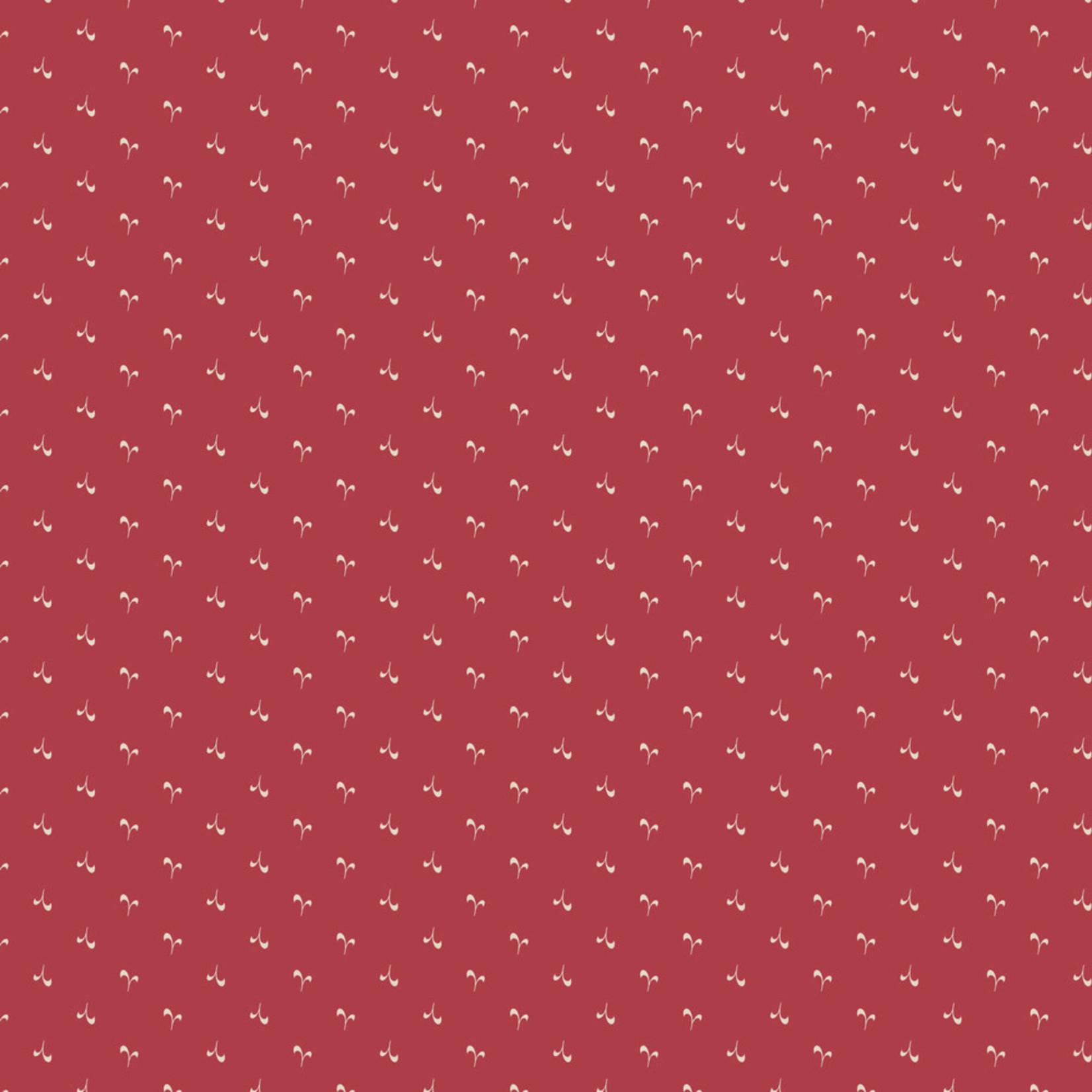 Stoffabrics Nellies Shirtlings - Check - Red