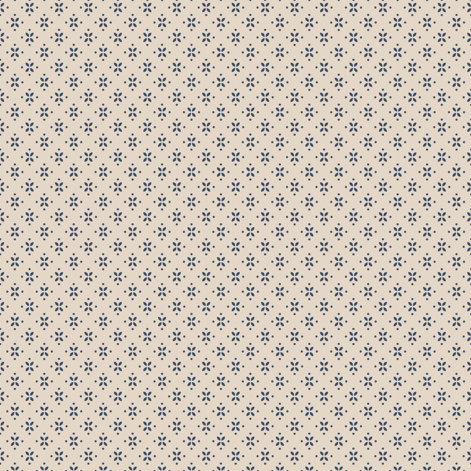 Stoffabrics Nellies Shirtlings - Diamonds - Cream