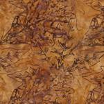 Timeless Treasures Tonga - Authumn Leaves - Cedar