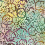 Timeless Treasures Tonga - Spring Floral - Frolic
