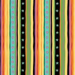 Henry Glass Fabrics Spring Awakens - Gestreept