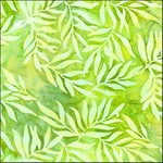 Robert Kaufman Arboretum Batiks - Wasabi Green