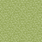 Windham Fabrics Purrfect Day - Cat Faces - Green