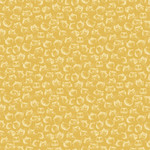 Windham Fabrics Purrfect Day - Cat Faces - Gold