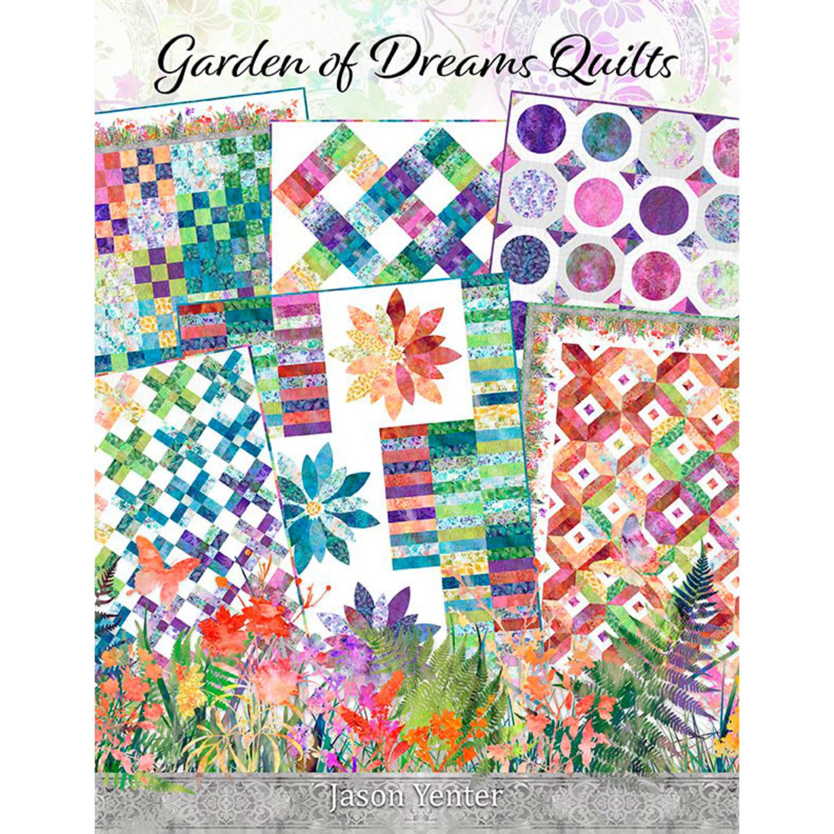 Garden of Dreams Quilts - Jason Yenter