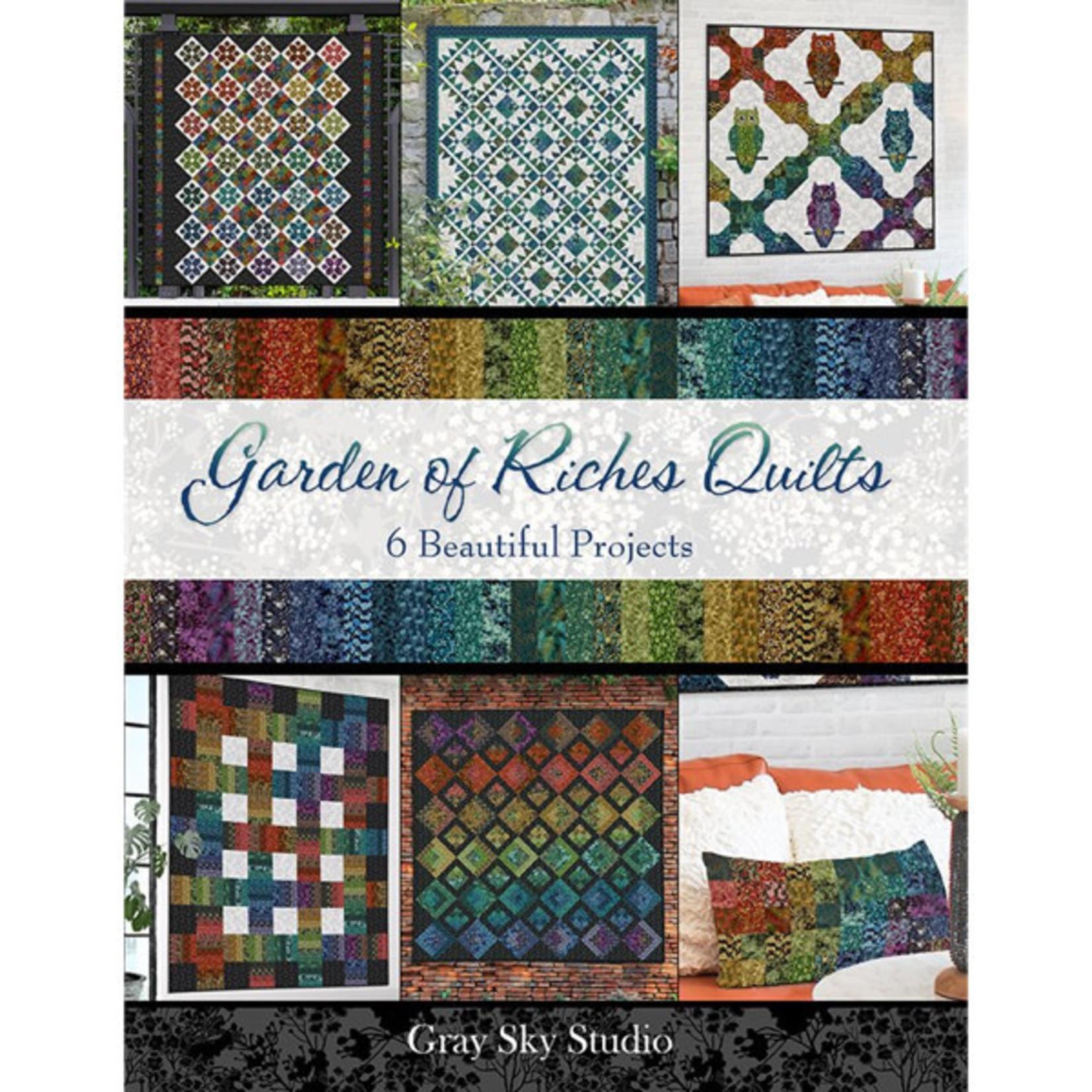 Garden of Riches Quilts - Jason Yenter