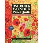 One-Block Wonder Panel Quilts - Maxine Rosenthal and Nancy Miller