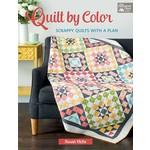 Quilt bij Color  Scrappy Quilts with a plan - Susan Ache