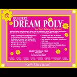 Quilters Dream Polyester - Poly Select - Van de rol (per 10 cm) 240 cm breed