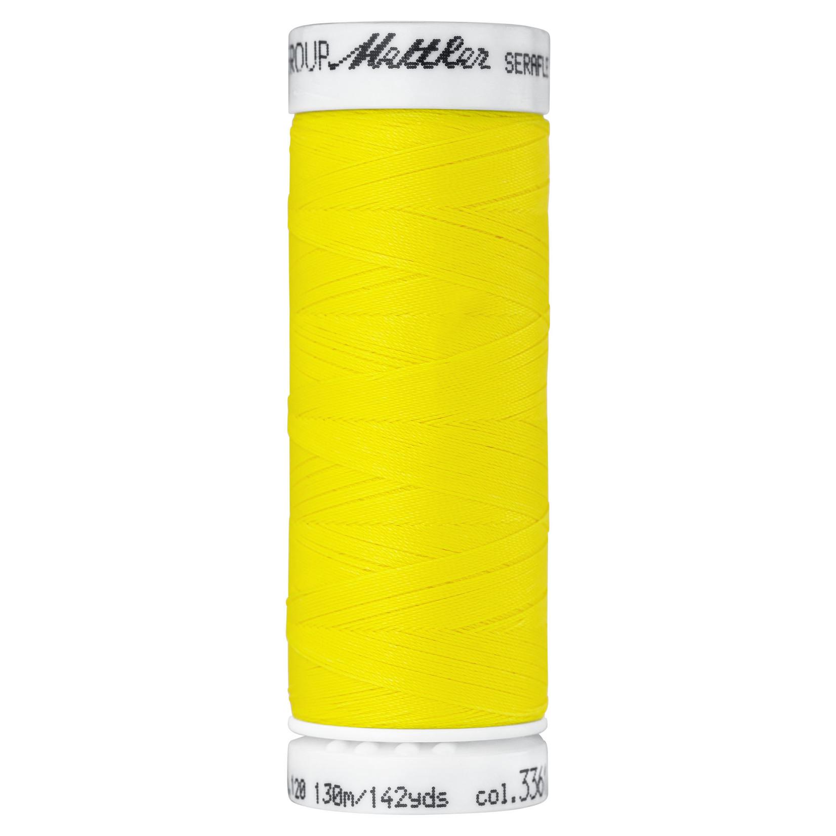 Amann Mettler Seraflex - #120 - 130 m - 3361 Lemon