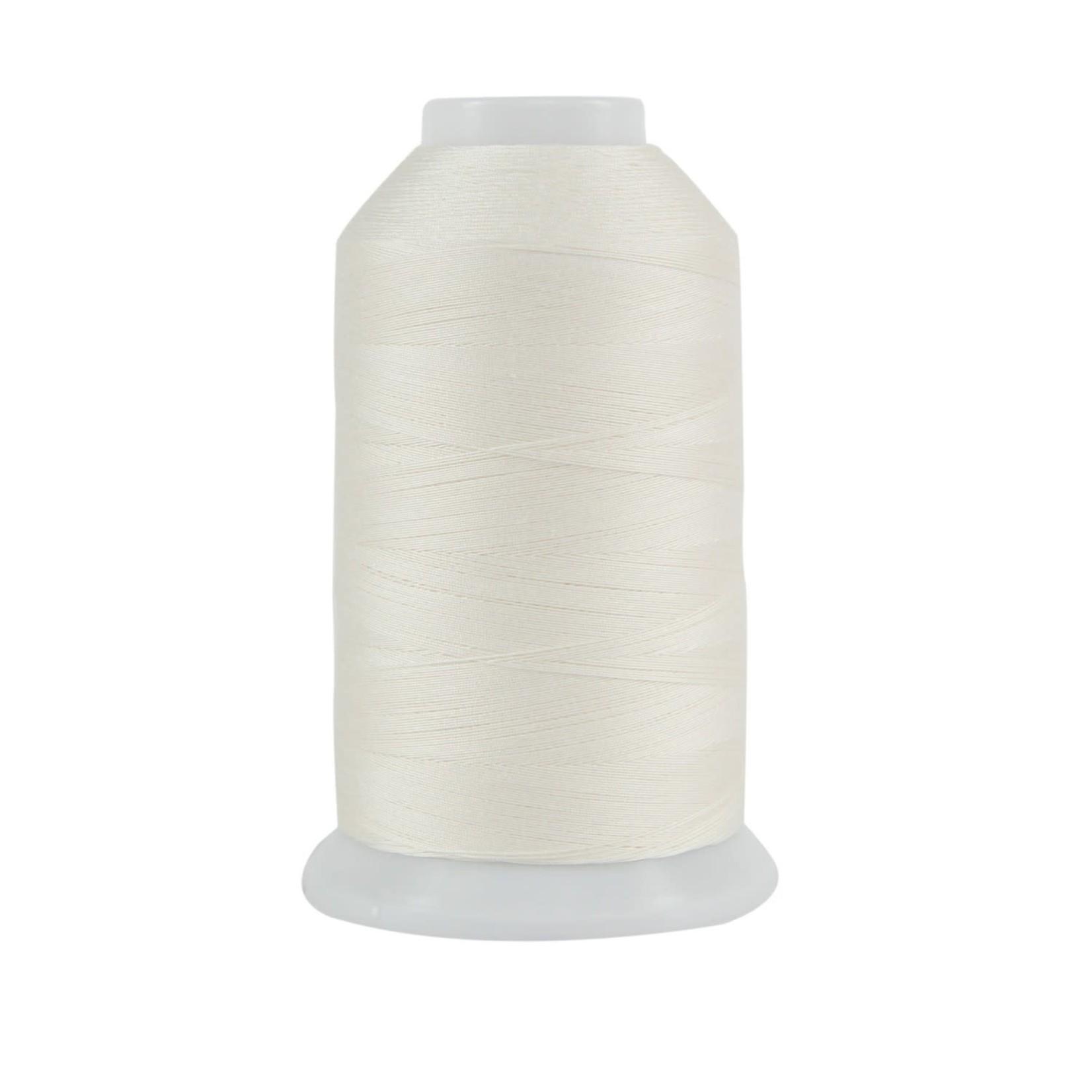 Superior Threads King Tut - #40 - 1828 m - 0971 White Linen