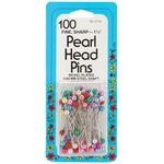 Collins Spelden - Pearl Head Pins - #1,5 - 100 stuks