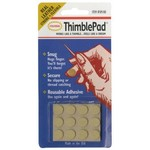 Colonial Vingerhoed - Thimblepad Leather Adhesive Thimble