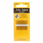 John James Quiltnaalden - Halflang - Size 8 - 20 stuks