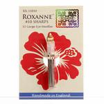 Roxanne Quiltnaalden - Large Eye Needles - #10 Sharps - 50 stuks