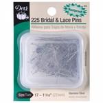 Dritz Spelden - Bridal & Lace Pins - 27 mm - 225 stuks