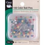 Dritz Spelden - Color Ball Pins - 31 mm - 100 stuks