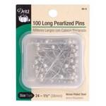 Dritz Spelden - Pearl Head Pins - 38,1 mm - 100 stuks
