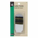 Dritz Vingerhoed - Quilter's Leather Thimble