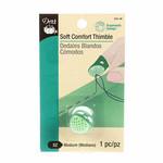 Dritz Vingerhoed - Soft Comfort Thimble - Medium