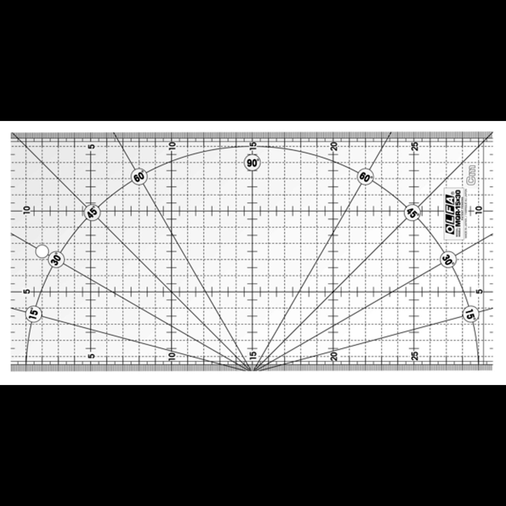 Olfa Liniaal - Olfa - MQR - 15 cm x 30 cm