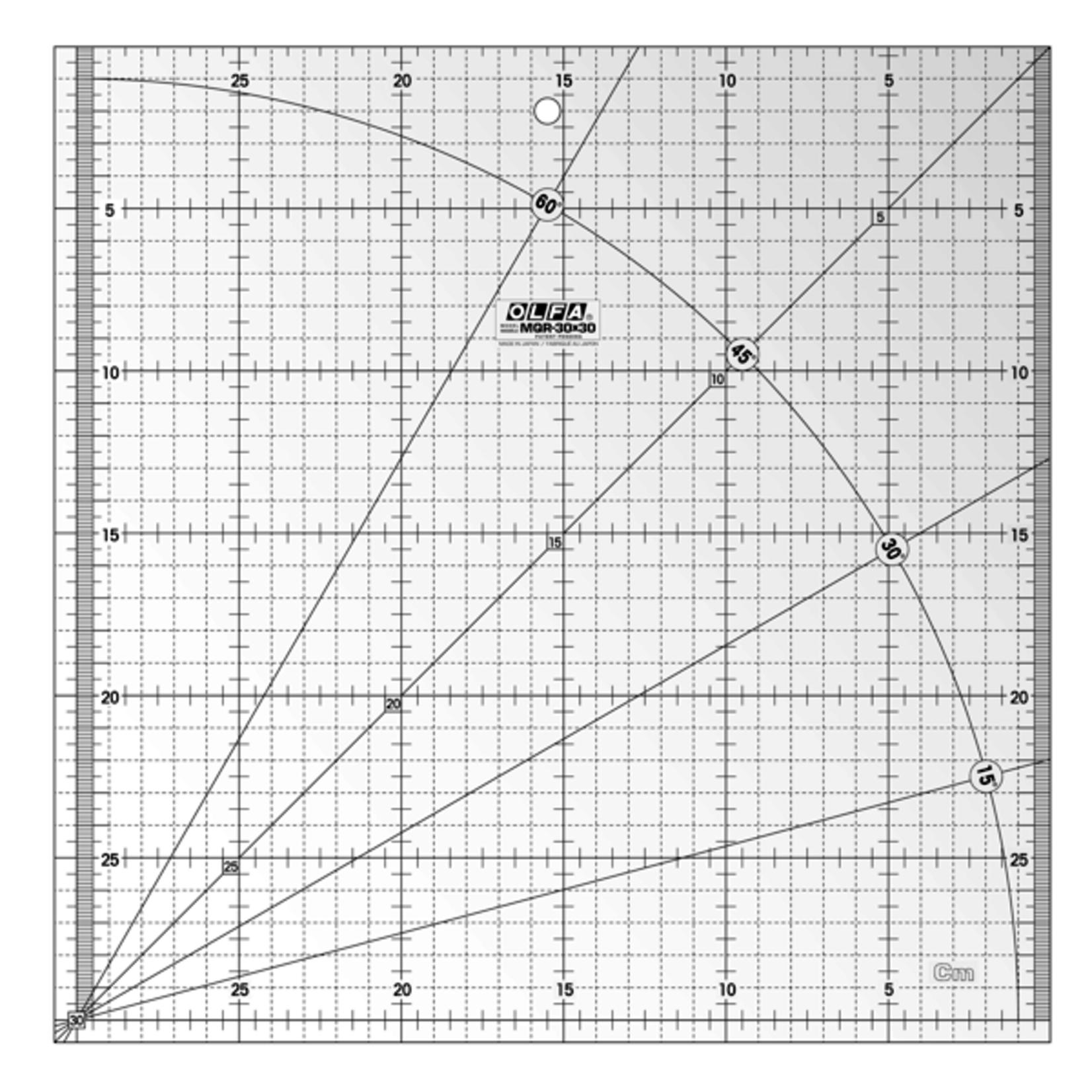 Olfa Liniaal - Olfa - 30 cm x 30 cm